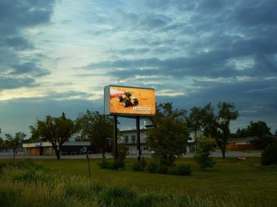 'Where The Buffaloes Roamed' by Dan Burn-Forti c/o MAKING PICTURES