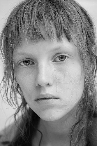 Jan Stuhr Hair & Make-up for Dansk Magazine