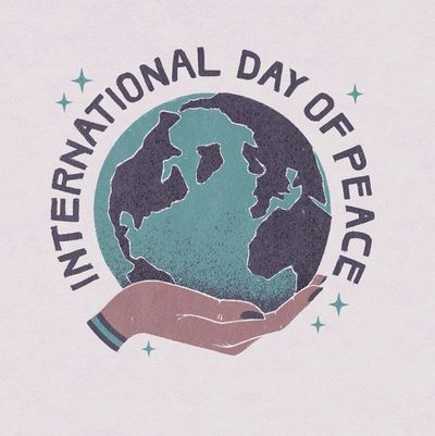 WORLD PEACE DAY ILLUSTRATIONS