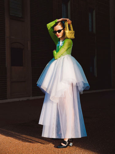 Interview Magazin 'Rustle of Spring' by EDGAR BERG c/o KLEIN PHOTOGRAPHEN GMBH