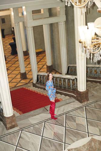 'National Designer: Poland is Magda Butrym' by Paweł Kocan c/o SAMESAME AGENCY for ACHTUNG! Mode