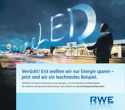 CATRIN HANSMERTEN FOR RWE