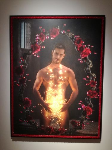 Pierre et Gilles 'Le temps imaginaire' (Galerie Templon, Paris, until March 10, 2018)