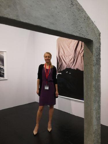 ART COLOGNE 2018 -  Veronique Ansorge / David Zwirner Gallery