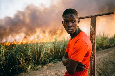 EMEIS DEUBEL: James Marcus Haney - Senegal