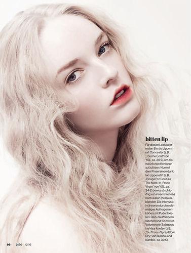 Sigi Kumpfmüller HAIR for JOLIE Beauty