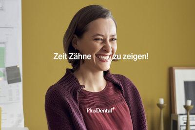 Lena Burmann für PlusDental