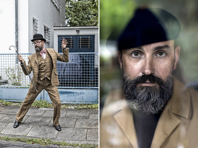 CHRISTA KLUBERT PHOTOGRAPHERS: LUTZ HILGERS FOR HERITAGE POST