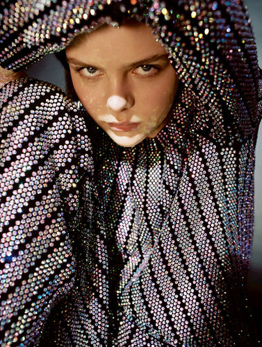 LIGANORD ARTISTS PENINAH AMANDA / STYLING & HELENA NARRA / MAKE-UP FOR GUCCI GUILTY POUR FEMME