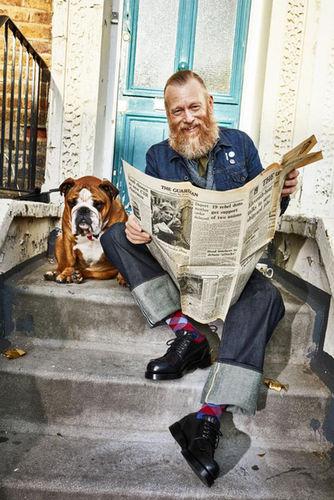 LIGANORD ARTIST HENDRIK SCHAULIN / STYLING FOR BURLINGTON