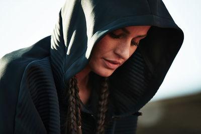 LIGANORD ARTIST KATJA MAASSEN / HAIR MAKE-UP - REEBOK TRAINING