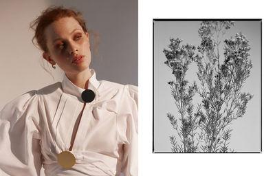 LIGANORD HAMBURG/BERLIN Katja Maassen / Hair Make-Up für Jungle Magazine