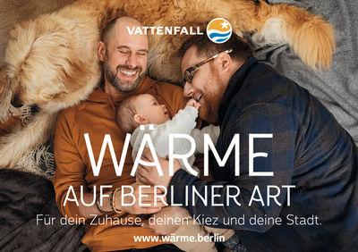 LIGANORD ARTIST PENINAH AMANDA FÜR VATTENFALL