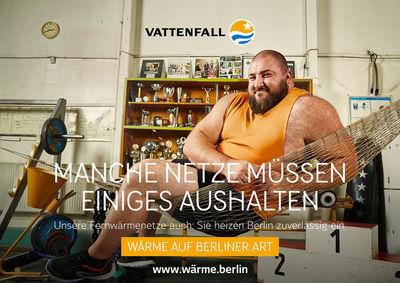 LIGANORD ARTIST PENINAH AMANDA / STYLING FÜR VATTENFALL