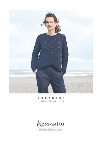 LIGAWEST - ARIANE LINDHORST - HESS NATUR LOOKBOOK