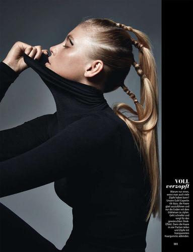 Sophie Kaspar & Thomas Lorenz for MADONNA Stylebook