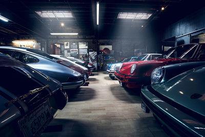 DOUBLE T PHOTOGRAPHERS: ALEXANDER BABIC - Porsche: Magnus Walker
