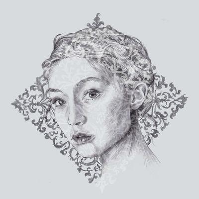 COSMOPOLA   Marie de Beaucourt portrait of Gigi Hadid