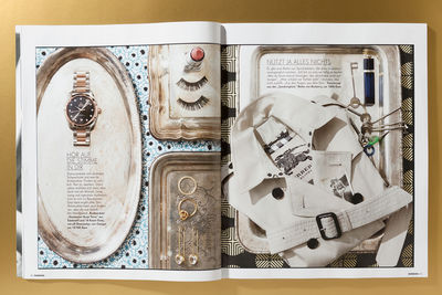 DOUBLE T PHOTOGRAPHERS: Marie-Therese Cramer for Barbara Magazine