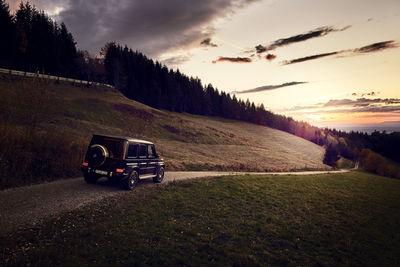 ROCKENFELLER & GöBELS: Mercedes G500 by Michael Haegele