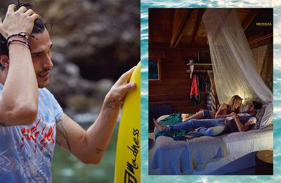 Iva Sesto-Blaschke for McNeal Spring/Summer 2016