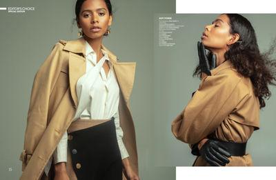 Nina Masic & Pump Magazine