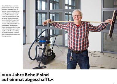 CHRISTA KLUBERT PHOTOGRAPHERS: Oliver Mark for Kunsthalle Hamburg