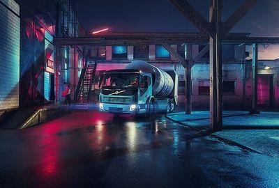 BIGSHRIMP for Volvo Trucks