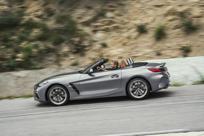HANNE EVANS PRODUCTION SERVICES for BMW  Z4 Roadster - Worldwide Press Publications
