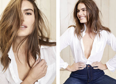 ALYSSA PIZER MANAGEMENT: Ericka McConnell for Maurices Beauty