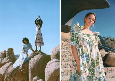 ALYSSA PIZER MANAGEMENT: Nuuly By Vivian Kim