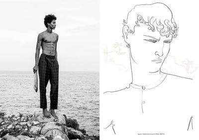 Andreas Larsson for LUNCHEON