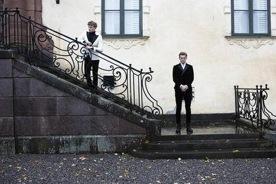 Jesper BRANDT for ICON Magazine