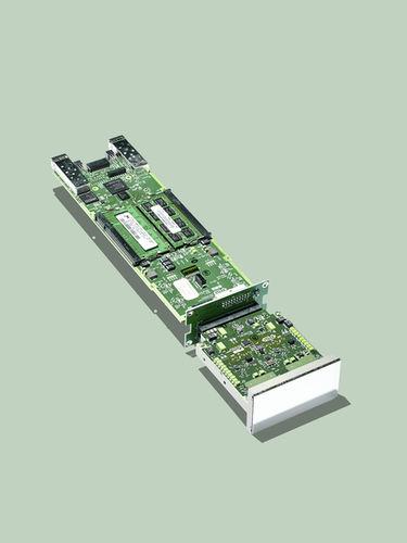 SCANDERBEG SAUER : PSI Detektorplatine