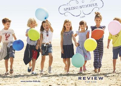 Iva Sesto-Blaschke Styling for Peek&Cloppenburg Review Kids