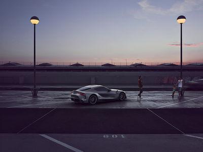 Toyota FT1 - Concept Auto