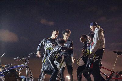 """Samuel Hicks c/o PHOTOBY&CO """"All My Life"""" - a documentary project on Peckham BMX Club"""