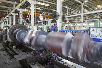 SCANDERBEG SAUER : Shenyang Yuanda Compressor (China) for Burckhardt Compression