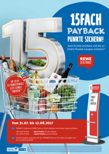 EYECANDY for REWE