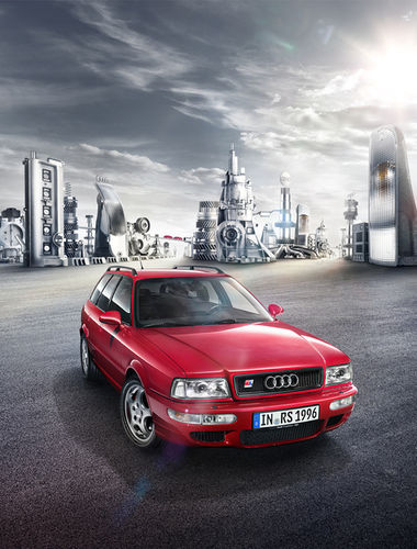 WE! SHOOT IT for Audi Tradition