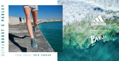 EMEIS DEUBEL: Richard Johnson for Adidas Parley