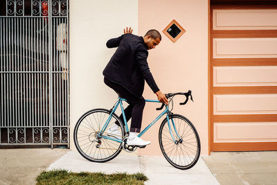 Jake Stangel traversed the entirety of San Francisco by bike shooting Rapha's new city collection