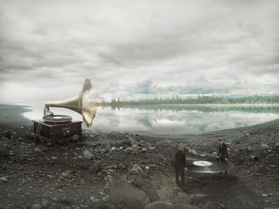 Erik Johansson: Imagine