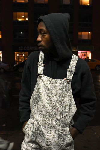 GIANT ARTISTS: PETER SUTHERLAND FOR SUPREME
