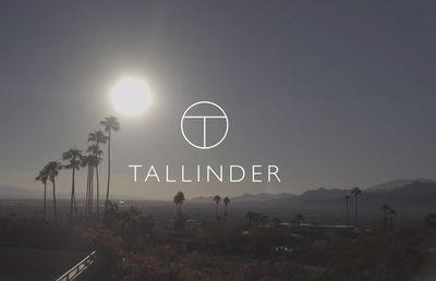 Tallinder SS'16 by BART POGODA / feat. Aline Weber & Ben Hill