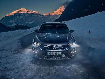 THOMAS SCHORN - THE VW T-ROC STORY / REPRESENTED BY BANRAP / CLIENT - VOLKSWAGEN DEUTSCHLAND / AGENCY - GRABARZ & PARTNER