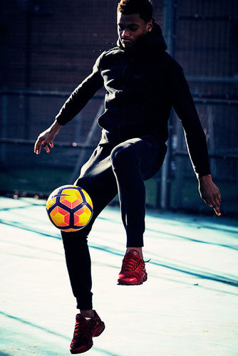 Tom Van Schelven documented young, up and coming futballers in London for Nike