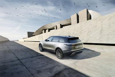 Michael Haegele CGI & photography with the new Range Rover Velar