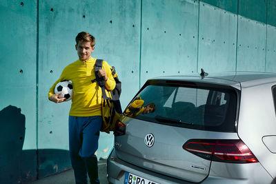Volkswagen campaign by Oliver Paffrath c/o JSR AGENCY