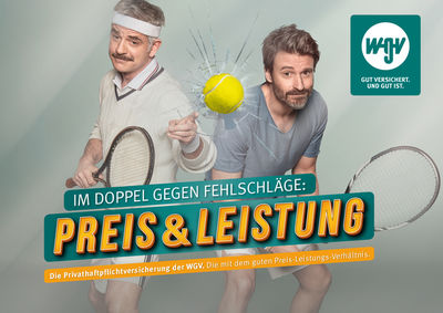 ROCKENFELLER & GöBELS: WGV COMMERCIAL BY ANDREAS ANDÉ